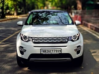 2016 Land Rover Discovery Sport SD4 HSE Luxury 7S