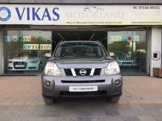 2011 Nissan X-Trail SLX AT