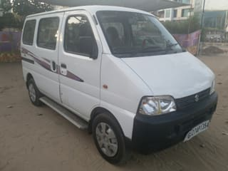 2015 Maruti Eeco 5 STR With AC Plus HTR CNG