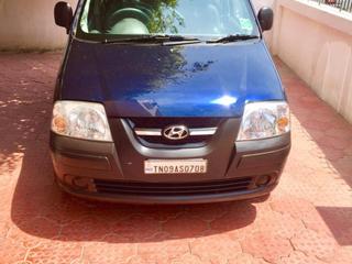 2006 Hyundai Santro Xing XG AT