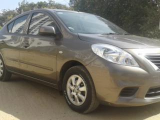 2012 Nissan Sunny 2011-2014 XE