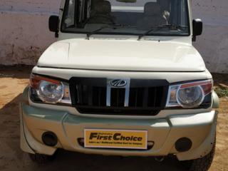 2011 Mahindra Bolero SLX 4WD