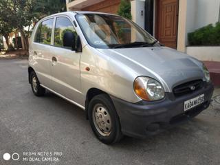2002 Hyundai Santro LP - Euro II