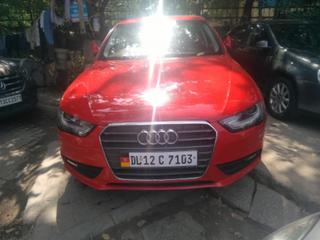 2012 Audi A4 New  2.0 TDI Multitronic
