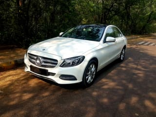 2015 Mercedes-Benz New C-Class C 220 CDI Style