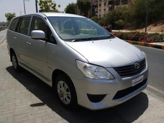 2013 Toyota Innova 2.5 GX (Diesel) 7 Seater BS IV