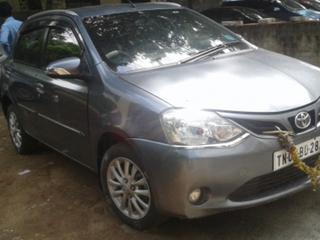 2015 Toyota Etios Liva VXD