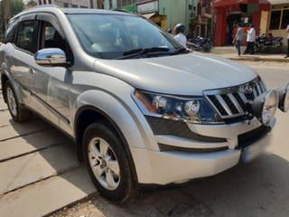 2014 Mahindra XUV500 W8 4WD