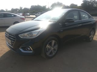 2017 Hyundai Verna VTVT 1.6 AT SX Option