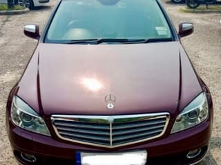 2009 Mercedes-Benz New C-Class C 200 Kompressor Elegance AT