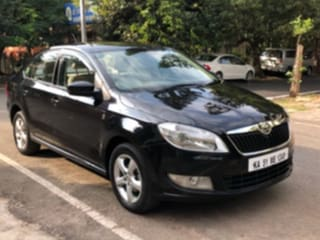 2013 Skoda Rapid 1.5 TDI Elegance Black Package