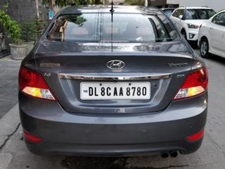 2013 Hyundai Verna CRDi SX