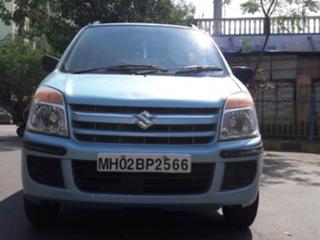 2010 Maruti Wagon R LX Minor