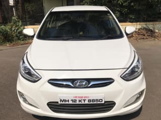 2014 Hyundai Verna SX CRDi AT