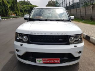 2011 Land Rover Range Rover 5.0 Supercharged V8 Petrol