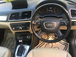 2016 Audi Q3 35 TDI Quattro Premium Plus
