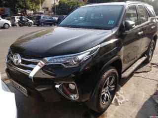 2017 Toyota Fortuner 2.8 2WD AT