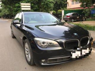 2012 BMW 7 Series 740i Sedan