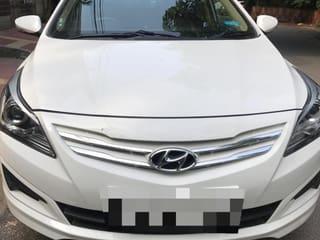 2018 Hyundai Verna VTVT 1.6 AT EX
