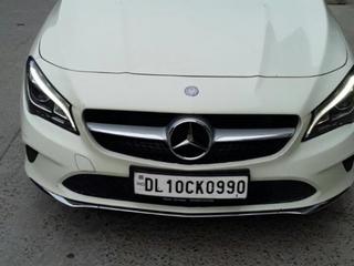 2017 Mercedes-Benz CLA 200 D Sport Edition