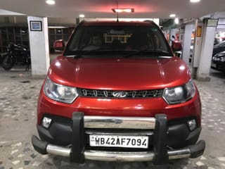 2016 Mahindra KUV 100 mFALCON G80 K6 Plus