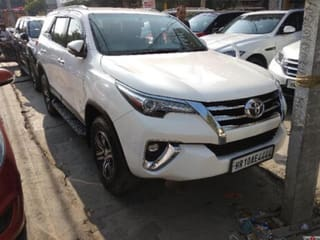 2018 Toyota Fortuner 2.8 2WD AT