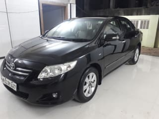 2009 Toyota Corolla Altis G