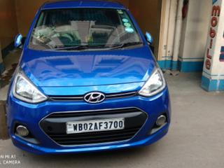 2014 Hyundai Xcent 1.1 CRDi SX Option
