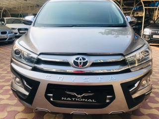 2018 Toyota Innova Crysta 2.4 ZX MT