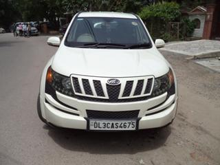 2013 Mahindra XUV500 W8 2WD