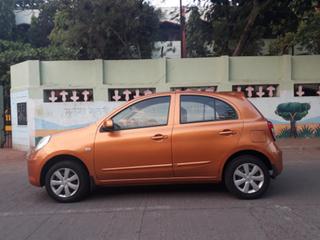 2011 Nissan Micra XV Primo