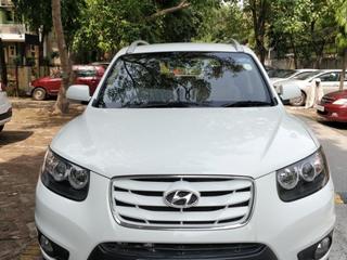 2012 Hyundai Santa Fe 4x4 AT