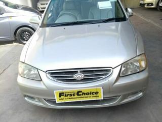 2008 Hyundai Accent GLE 2