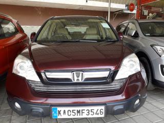 2007 Honda CR-V 2.4 MT