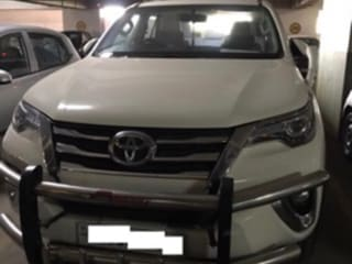 2017 Toyota Fortuner TRD Sportivo 2.8 2WD AT