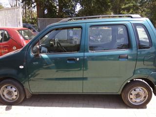 2010 Maruti Wagon R LXI BSII