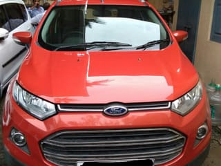 2015 Ford EcoSport 1.5 TDCi Titanium