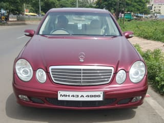 Used Mercedes Benz E Class Automatic Cars In Pune 15 Second Hand