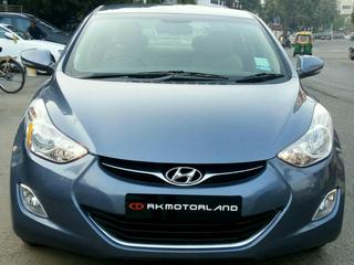 2013 Hyundai Elantra CRDi SX