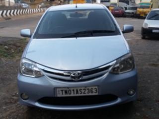 2012 Toyota Etios Liva V