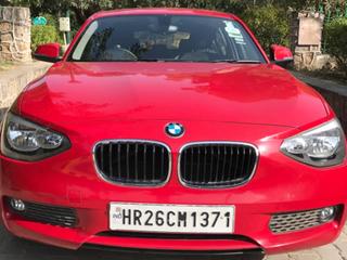 2015 BMW 1 Series 118d Sport Line