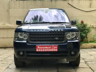 2010 Land Rover Range Rover TDV8 (Diesel)