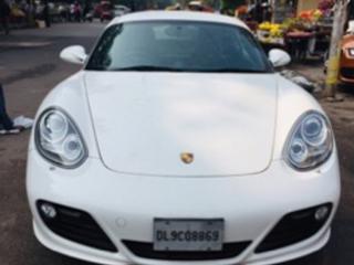 2010 Porsche Cayman 2009-2012 S