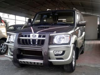 2014 Mahindra Scorpio VLX 4WD ABS BSIII