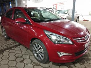 2018 Hyundai Verna 1.6 CRDi SX