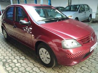 2008 Mahindra Renault Logan 1.4 GLE BSIV Petrol
