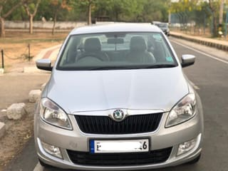 2013 Skoda Rapid 1.6 MPI Ambition Plus