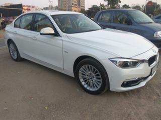 2016 BMW 3 Series 320d Luxury Line