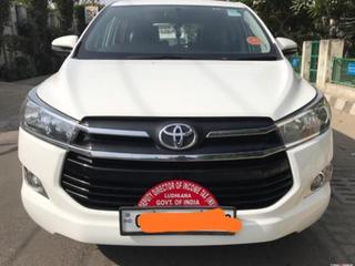 2017 Toyota Innova Crysta 2.8 GX AT