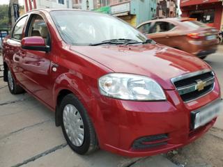 2010 Chevrolet Aveo 1.4 LS